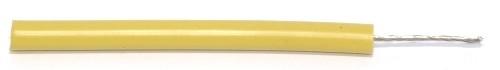 Silikonzündleitung 7mm gelb