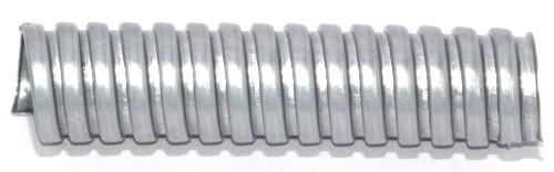 Flex. Metallschutzschlauch Stahl vz. 20mm inne