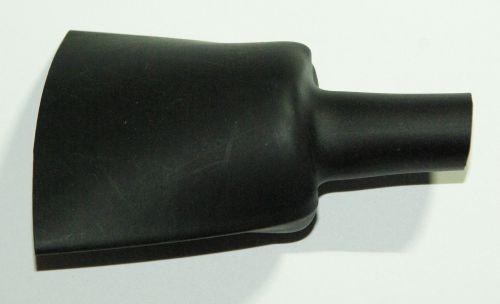 Schrumpfschlauch 38mm schwarz