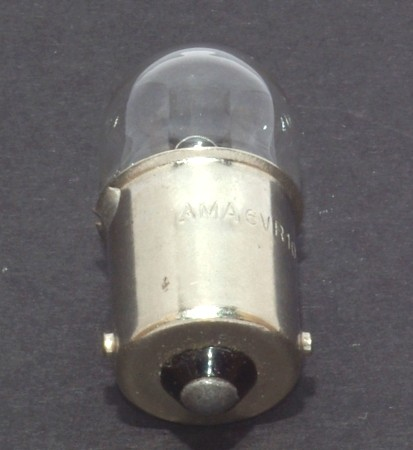 Glühlampe 6V 10W BA15s