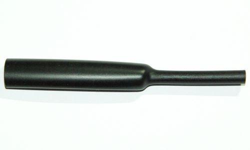 Schrumpfschlauch 9,5mm schwarz