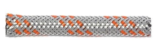 Metallummantelter Benzinschlauch 5,5 / 10,5mm