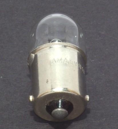 Glühlampe 6V 5W BA15s