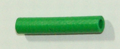 Universelle Gummitülle 2,5 x 25mm grün