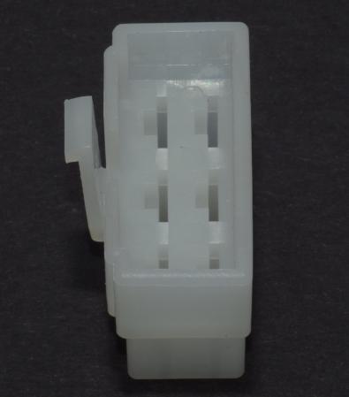 Jap. 6-poliges 6,3mm Steckgehäuse