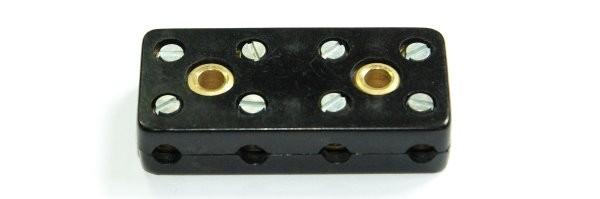 Kabelverbinder Form A 4-polig