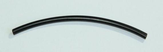 PVC-Isolierschlauch schwarz 3mm