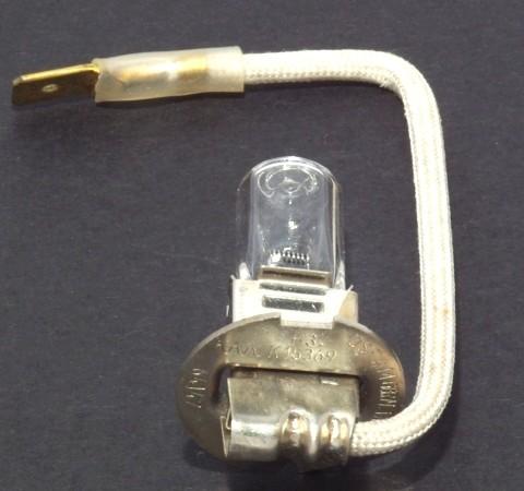 Glühlampe 12V 55W PK22s