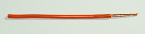 FLRY Leitung 1,5qmm orange