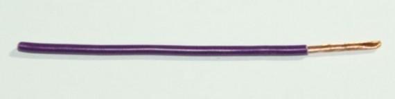FLRY Leitung 1,0qmm violett