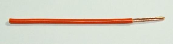 FLRY Leitung 2,5qmm orange