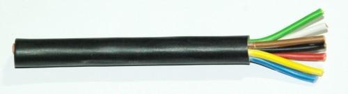 Kunststoffschlauchleitung 7x1,5qmm