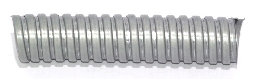 Flex. Metallschutzschlauch Stahl vz. 18mm inne