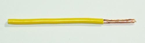 FLRY Leitung 2,5qmm gelb