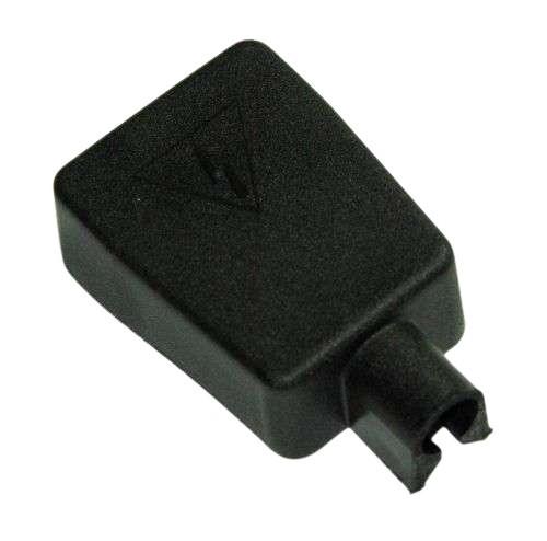 Batteriepol-Abdeckung Farbe schwarz passend für Art. Nr. 760 100-
