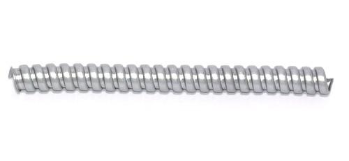 Flexibler Metallschutzschlauch Stahl vz. 6mm innen