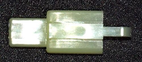Japanisches 2,8mm Steckgehäuse 2-polig
