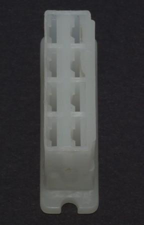 Jap. 8-poliges 6,3mm Buchsengehäuse
