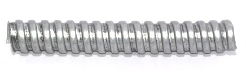 Flex. Metallschutzschlauch Stahl vz. 12mm inne