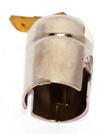 Lampenfassung Ba 15 s Flachsteckanschluß