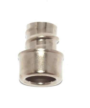 Endtülle für flex. Metallschläuche mit 10mm innen