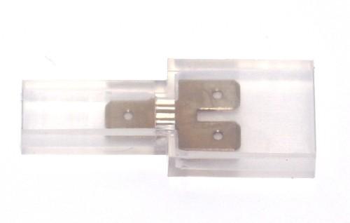 Y-Verbinder für 6,3mm Flachsteckhülsen