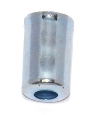 Metallhülse für Bowdenzughülle innen 4,1mm