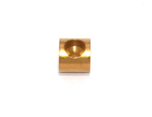 Lötnippel 6,0x5,5mm Bohrung 1,8mm