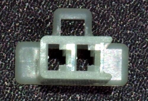 Japanisches 2,8mm Buchsengehäuse 2-polig