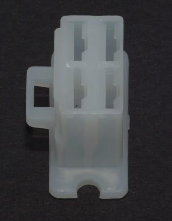 Jap. 4-poliges 6,3mm Buchsengehäuse