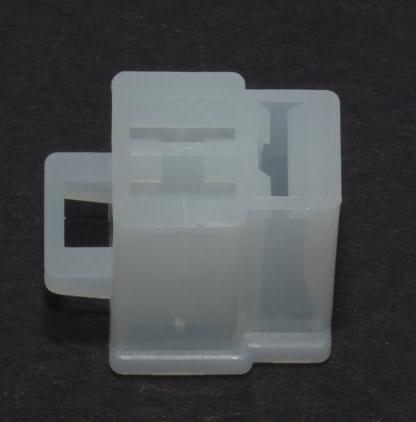 Jap. 3-poliges 6,3mm Buchsengehäuse