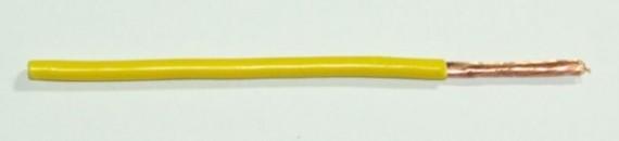 FLRY Leitung 1,0qmm gelb
