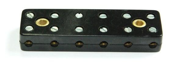 Kabelverbinder Form A 6-polig