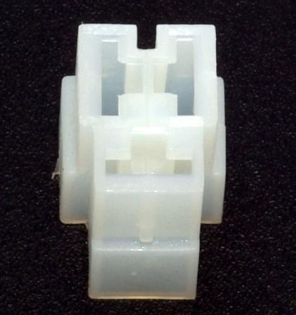 Standard 6,3mm Buchsengehäuse 3-polig