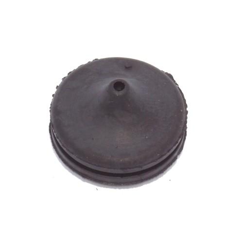 Gummitülle (abdichtend) für Blechöffnung 17mm