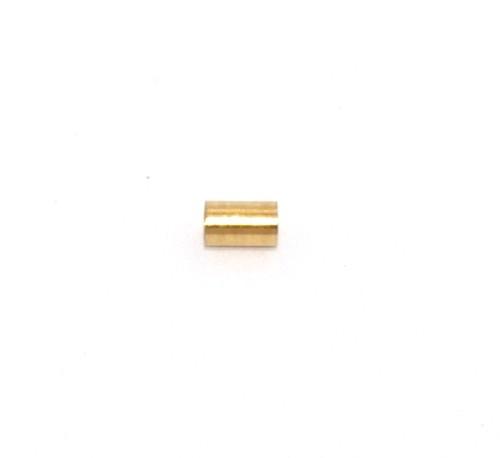 Lötnippel 3,2x5,0mm Bohrung 2,1mm