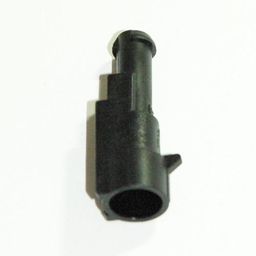 Steckgehäuse Super Seal 1-polig