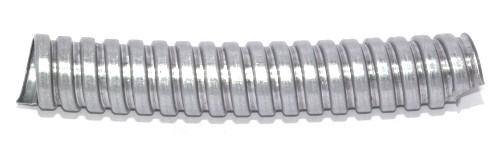 Flex. Metallschutzschlauch Stahl vz. 14mm inne