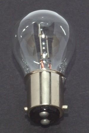 Glühlampe 6V 35/35W Bax15d