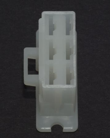 Jap. 6-poliges 6,3mm Buchsengehäuse